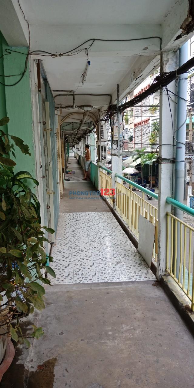 Cho thuê phòng trọ mới tại chung cư Nguyễn Thiện Thuật, Quận 3. Giá 3,3tr/tháng