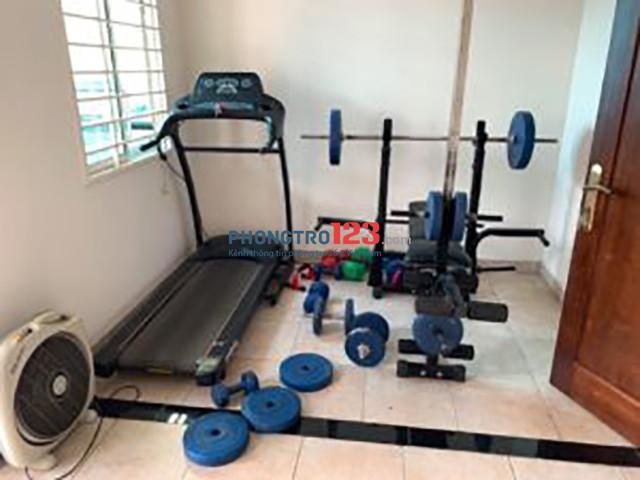 Ký túc xá tiện nghi cao cấp tại Nguyễn Kiệm, Gò Vấp. Giá từ 1.4tr/tháng