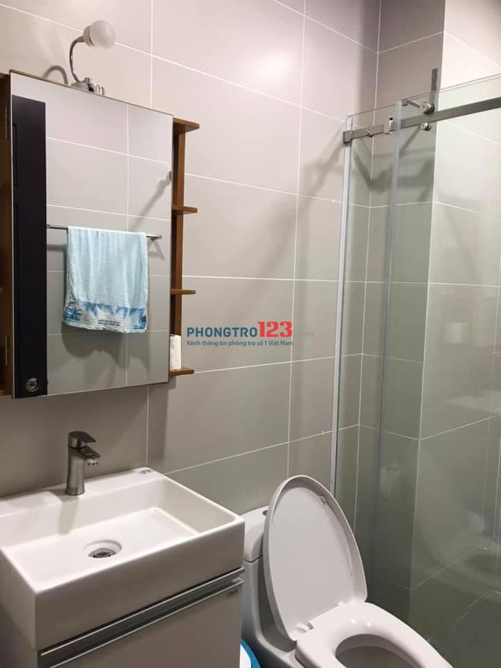 Cho thuê căn hộ tại 41 Hoàng Sa, P Đa Kao, Quận 1