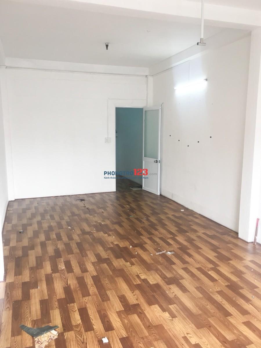 Tôi cần cho thuê nhà 2 mặt tiền số 50 Hoàng Văn Thụ, P.9, Q.Phú Nhuận, dt: 4.2x30m, trệt+3 lầu