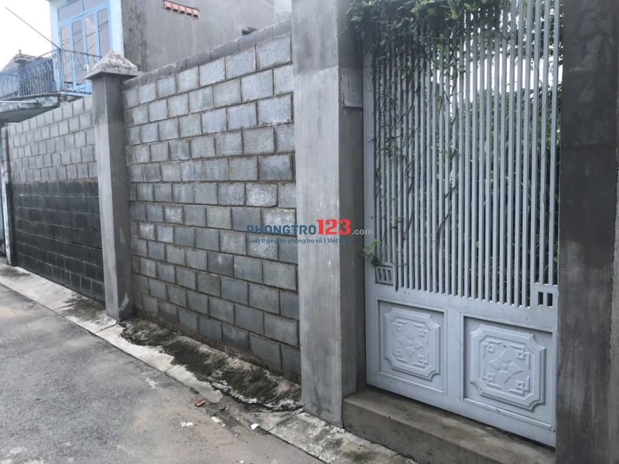 Chính chủ cho thuê lô đất 190m2 thổ cư ngay trung tâm P.Linh Xuân, Q.Thủ Đức
