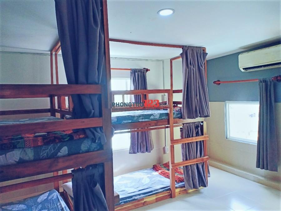 Phòng đủ nội thất, đường Điện Biên Phủ, ngay Hàng Xanh