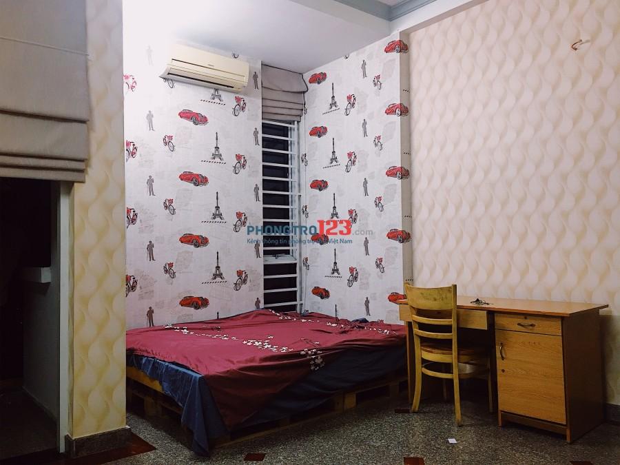 Phòng đẹp tiện nghi Quốc Hương, Thảo Điền, Quận 2