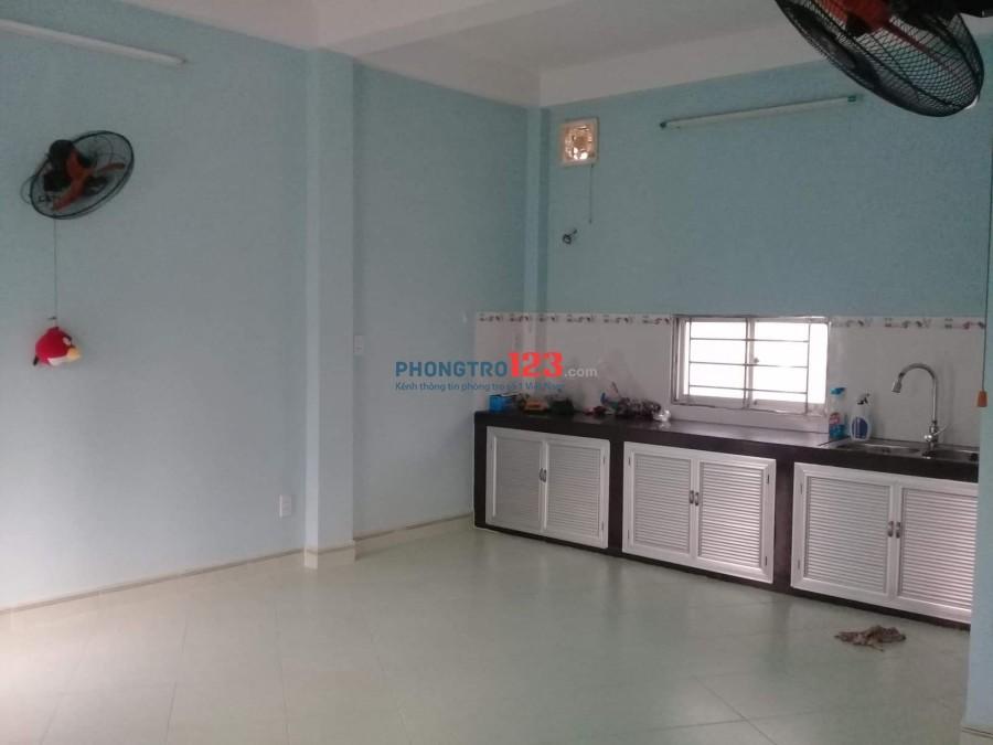 Tìm 2 nữ ở ghép phòng 4tr5 (30m2) ở Bình Thạnh, Phú Nhuận