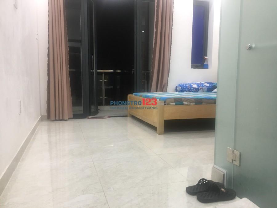 Phòng mới full nội thất 140/24 Lê Đức Thọ GV