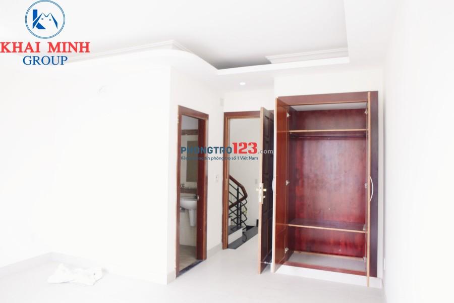 Phòng MỚI, gần chợ Thạch Đà, 95 đường số 59