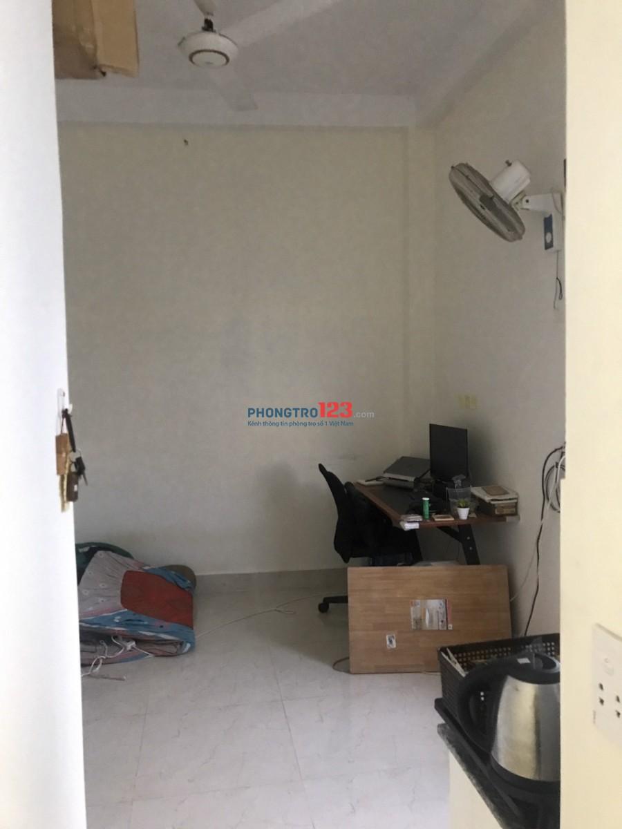 Cho thuê phòng trọ Tân Bình nhà mới thoáng mát
