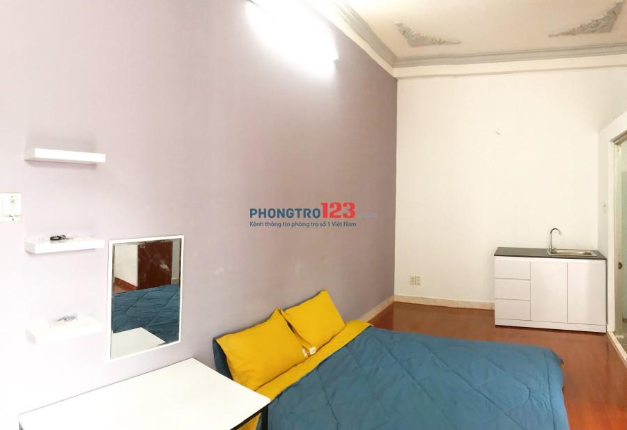 Phòng cao cấp, full nội thất ngay Nguyễn Trãi, Quận 1