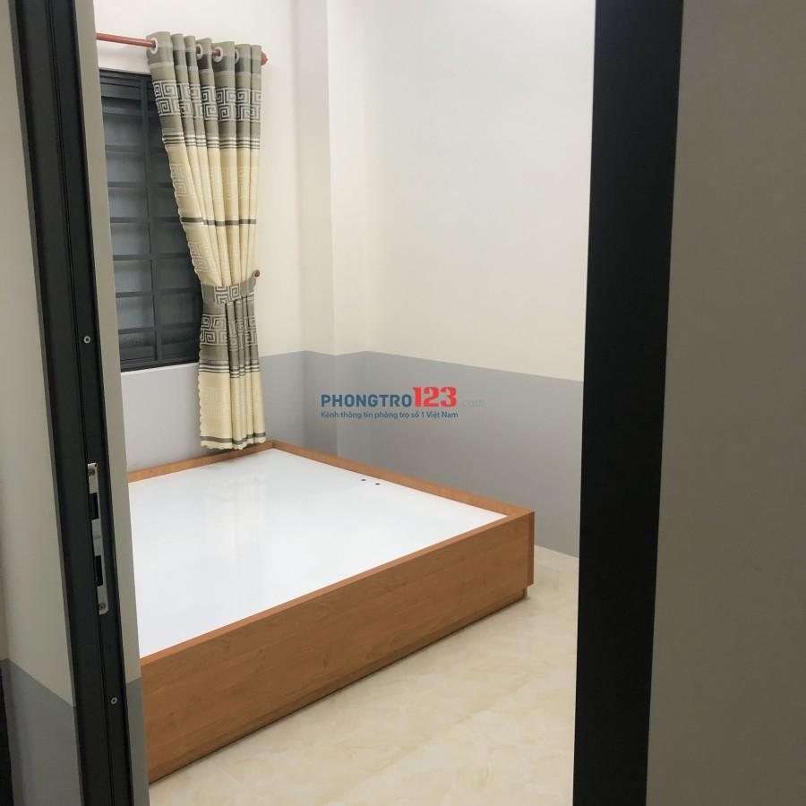 Căn hộ Quận Tân Phú 40m² 1PN siêu đẹp siêu rẻ