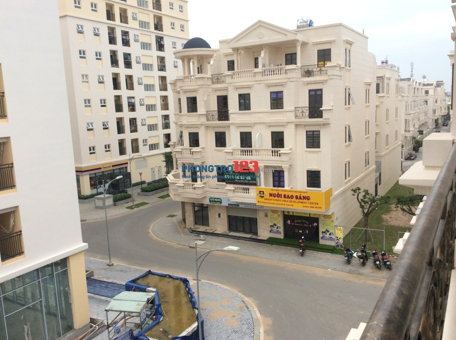 Cho thuê căn hộ đầy đủ nội thất KDC CItiland