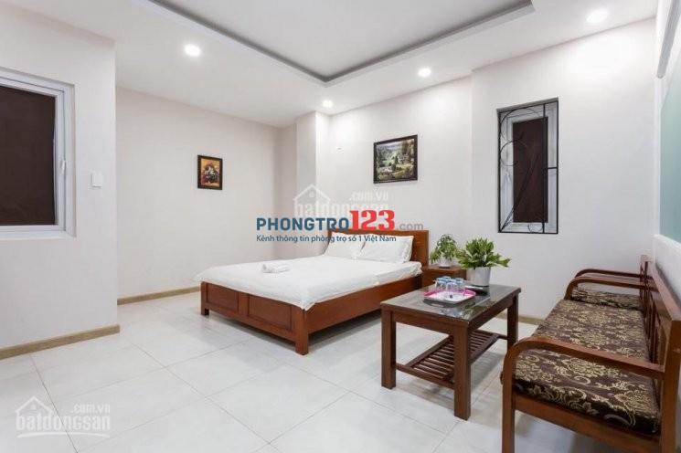 Cho thuê căn hộ mini phòng cao cấp, 3 triệu/th Bùi Đình Tuý, LH: 0937043788