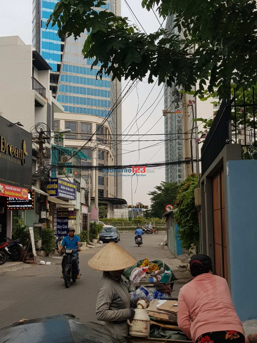 Cho thuê phòng trọ ở Võ Duy Ninh - Q.Bình Thạnh