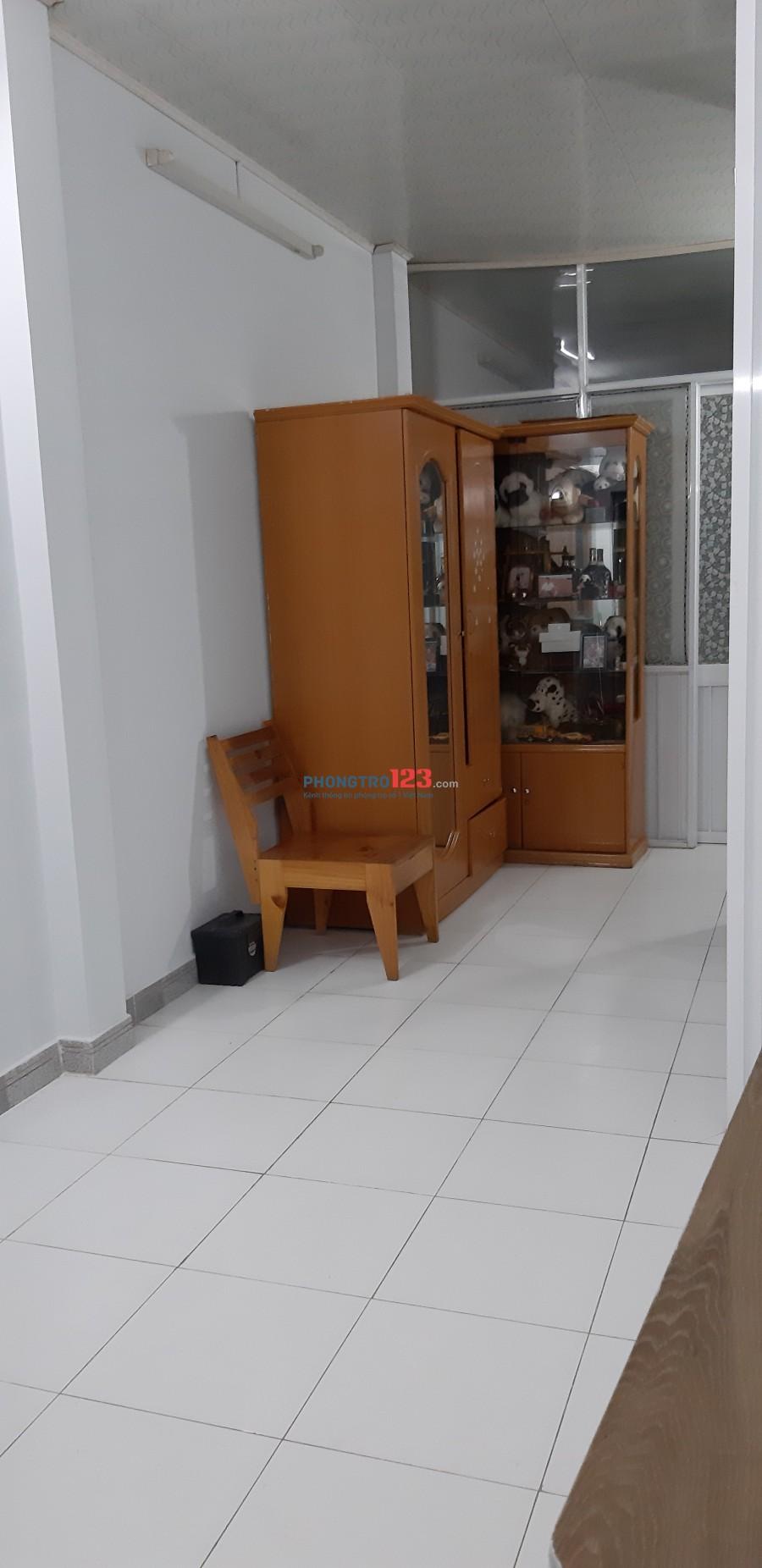 Cho thuê phòng Bình Thạnh - Phòng rộng, sạch sẽ