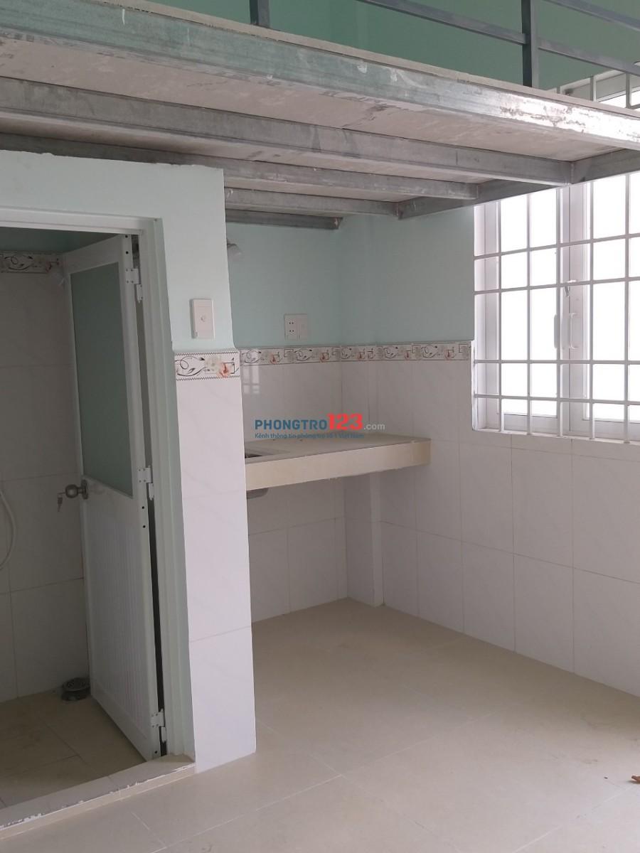 Phòng mới Hà Huy Giáp cho thuê