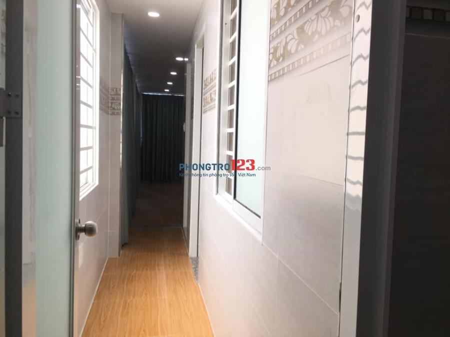 Phòng trọ cao cấp, mới 100% tại 331/1L Lê Hồng Phong, Phường 2, Quận 10, Hồ Chí Minh.