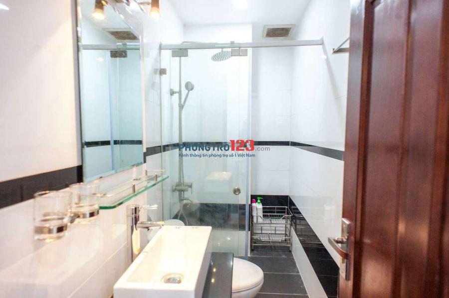 Cho thuê căn hộ dịch vụ Full nội thất P.Đa Kao, Quận 1