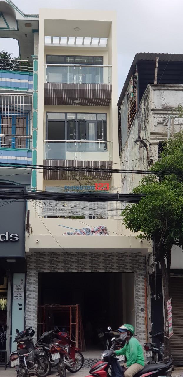 Cho thuê mặt bằng KD mặt tiền Cách Mạng Tháng 8, Tân Bình rộng 40m2. LH: Ms Ngọc