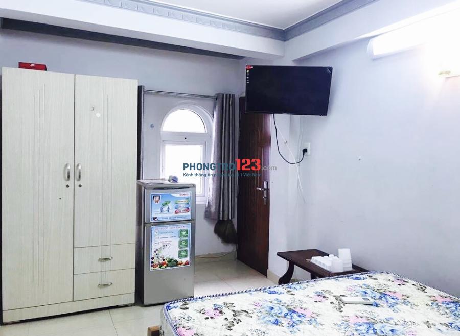 Cho thuê phòng trọ Full nội thất đường Trần Hưng Đạo, Quận 5