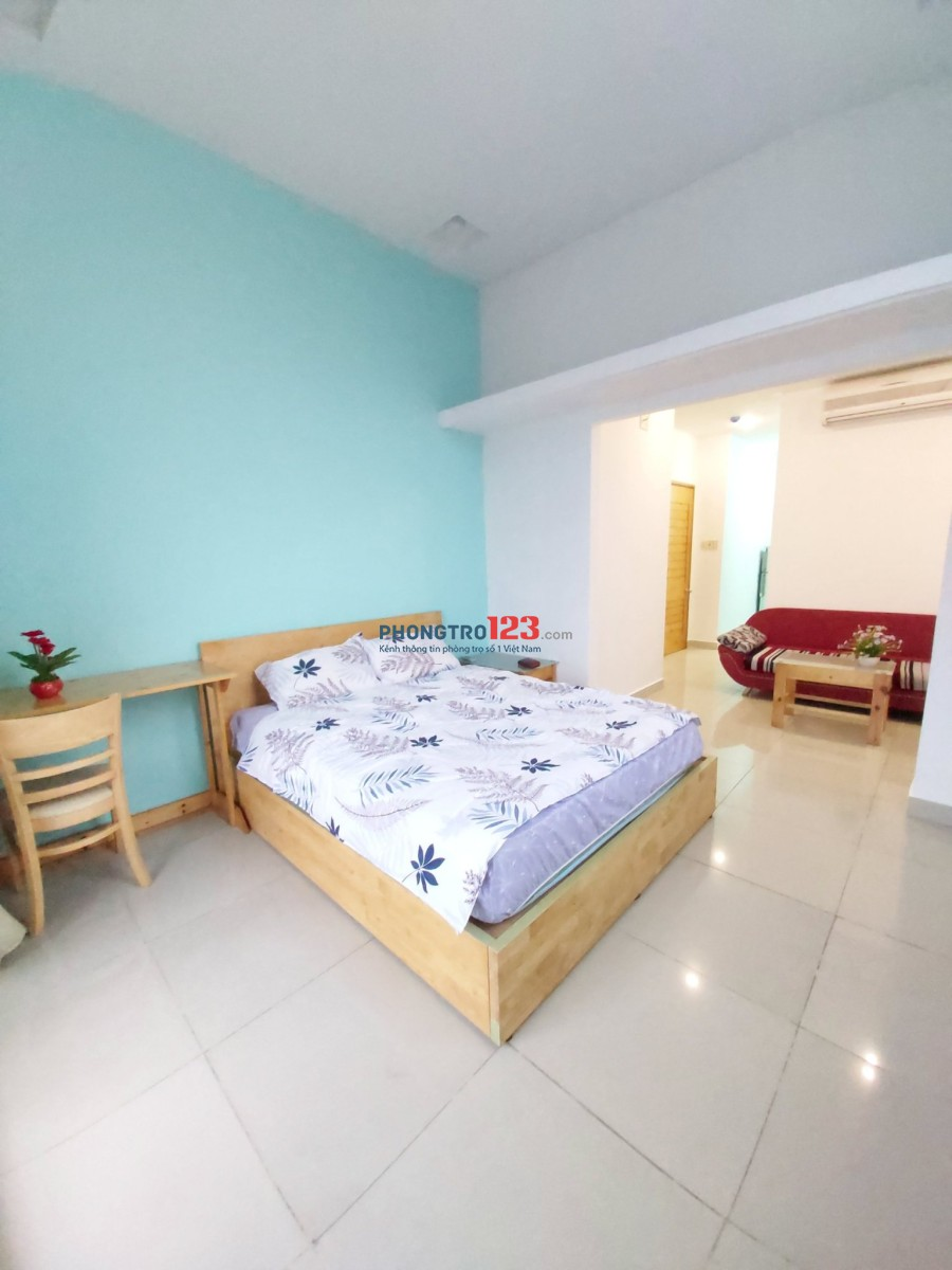 Căn hộ Mini 30m2, quận 3- Nội Thất Sang Trọng