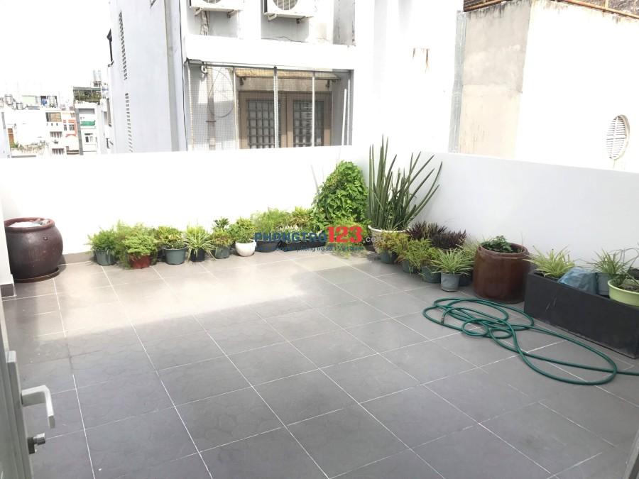 Quận 1, DT: 24-36 m2, Phòng đẹp mới xây, CHUNG CHỦ. LH: 0909325755 (SMS, Zalo)
