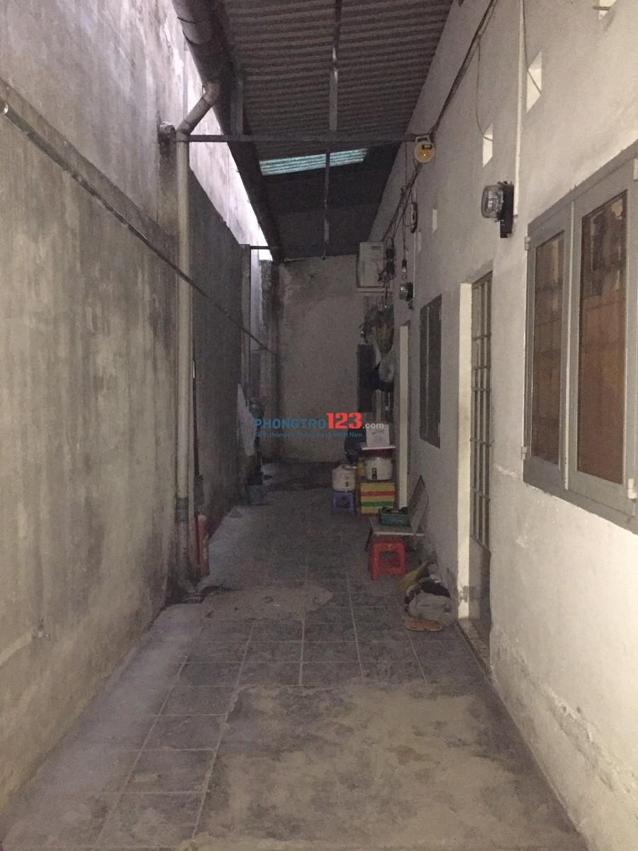 Phòng trọ 20m2, Đường Hoàng Hoa Thám, Tân Bình