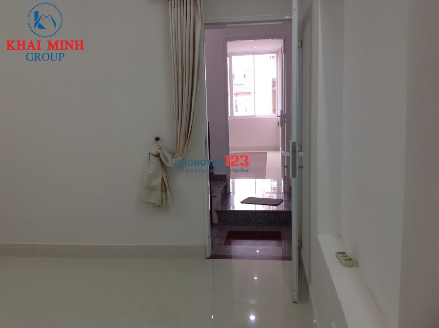 Phòng Máy Lạnh - Quận Bình Thạnh 30m²