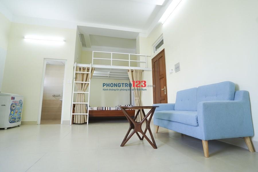 Thiết kế căn hộ giá phòng trọ đường Nguyễn Văn Quá, Q.12