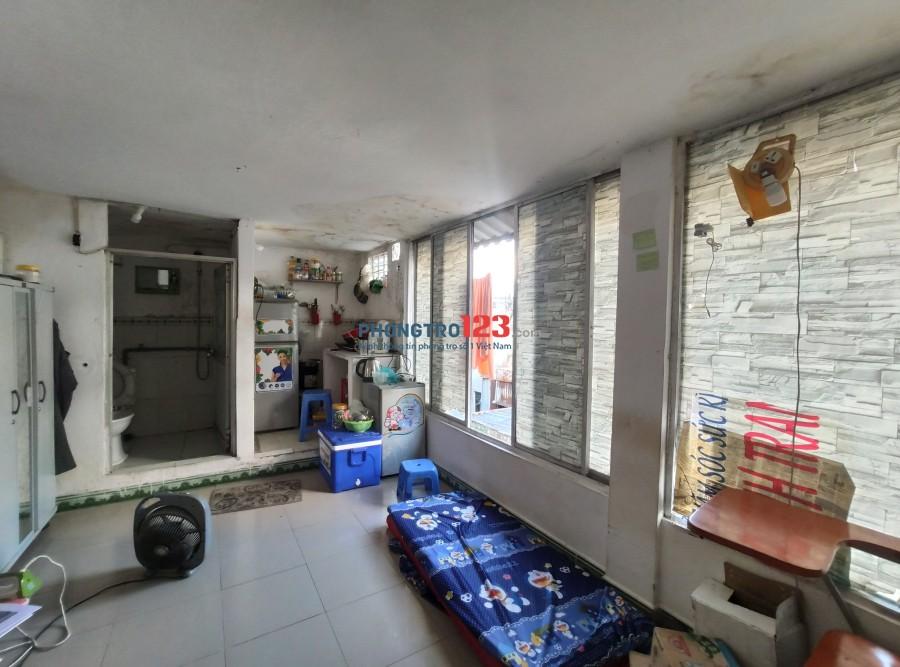 Nam ở ghép Khu chế xuất Tân Thuận Quận 7 30m²