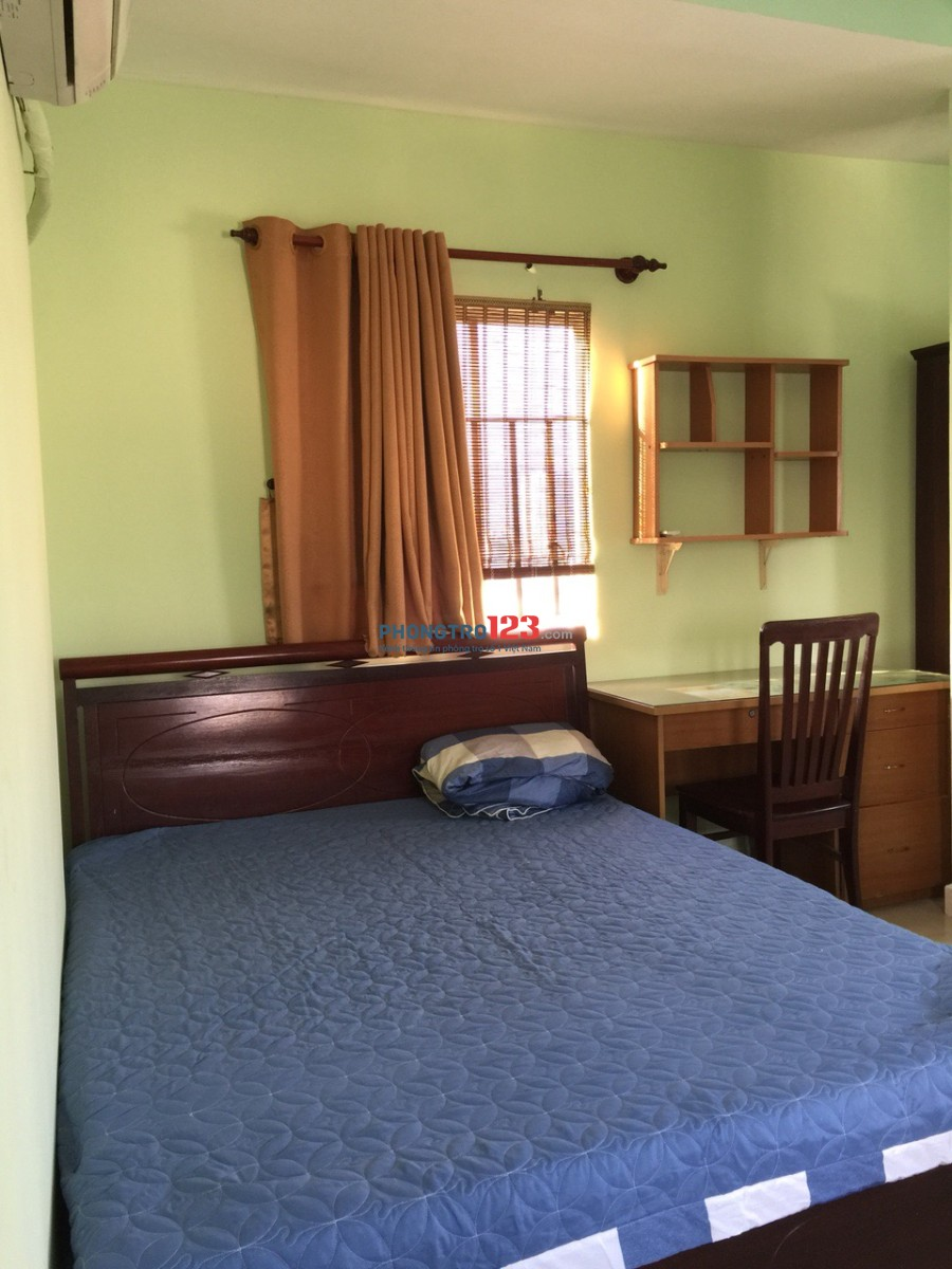 Phòng trống tiện nghi căn bản cho thuê giá: 3.5 tr/tháng có lối đi riêng (miễn phí intenet và truyền hình cáp)chính chủ