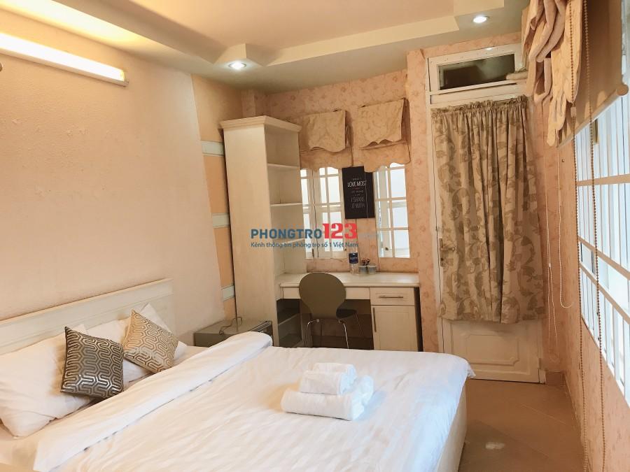 Phòng Huỳnh Văn Bánh, Q.Phú Nhuận, full nội thất, an ninh, sạch sẽ, an ninh