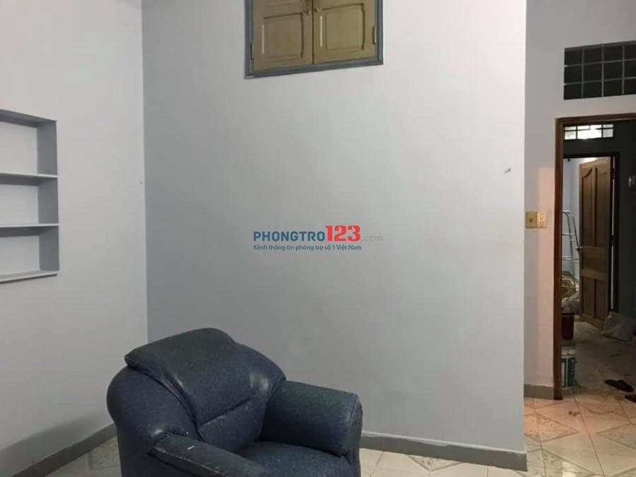 Cho thuê phòng tại 60 đường Số 2, CƯ xá Chu Văn An, P26, Q. Bình Thạnh.