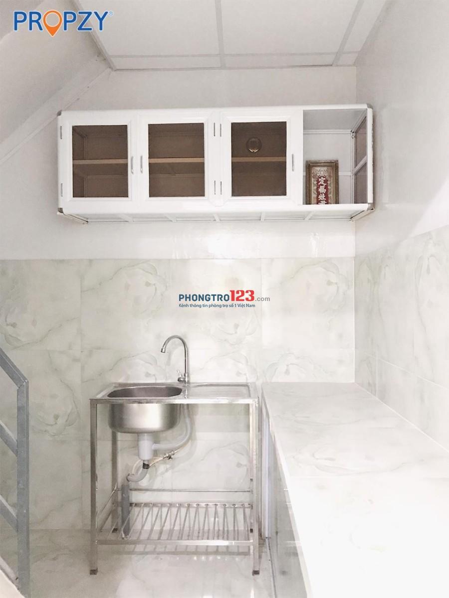 Cho thuê nhà mới nguyên căn Q.3- 90m2 - 10 triệu