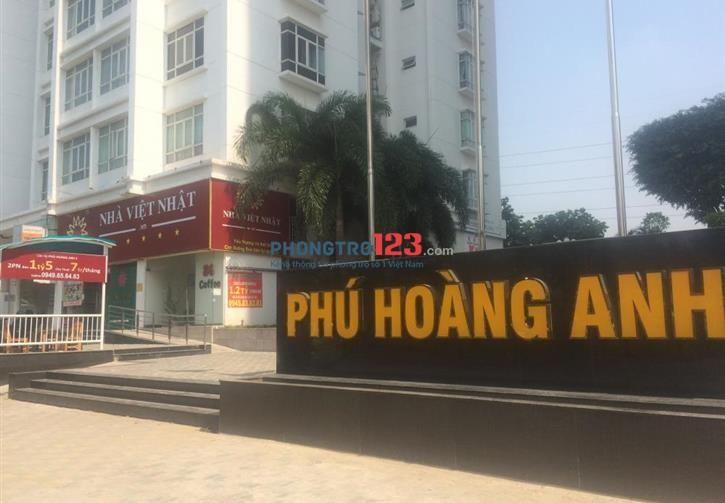 Tìm nữ ở ghép quận 7-Chung cư Phú Hoàng ANh