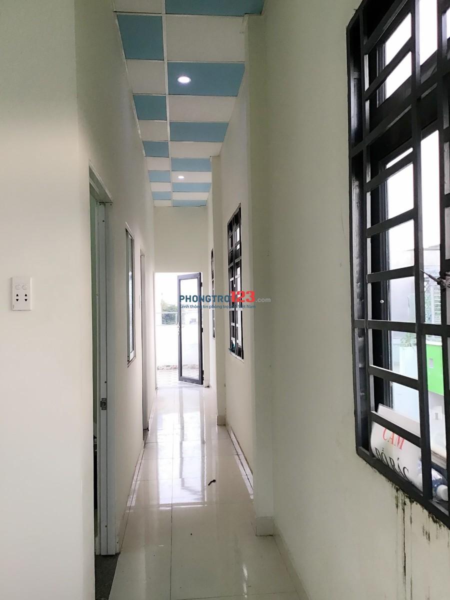 Nhà 1trệt, 2 lầu, 4pn, 10tr/tháng P.Linh Xuân cần cho thuê