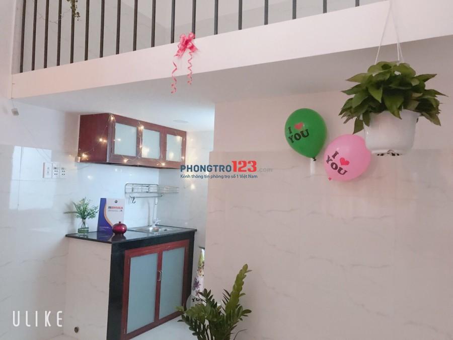 Phòng mới xây cho thuê giá cực rẻ chỉ từ 3tr3 Gò Vấp
