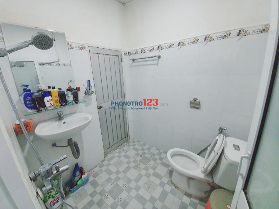 Cho thuê phòng CHDV đường Cống Quỳnh, Quận 1