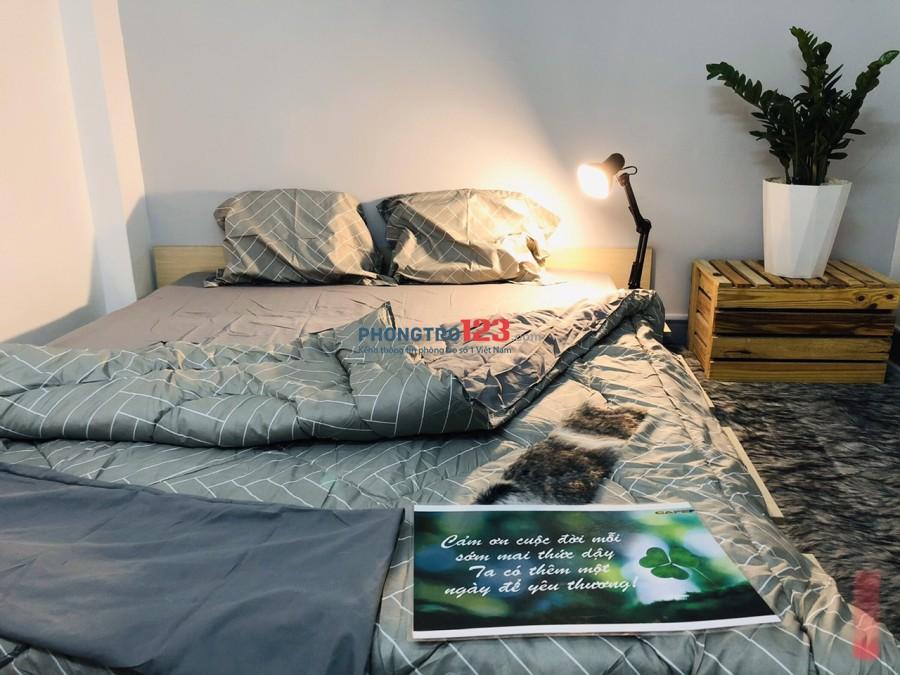 Phòng trọ mới xây tiện nghi rất đẹp - Bình Thạnh- Tầm Vu - 6.5tr