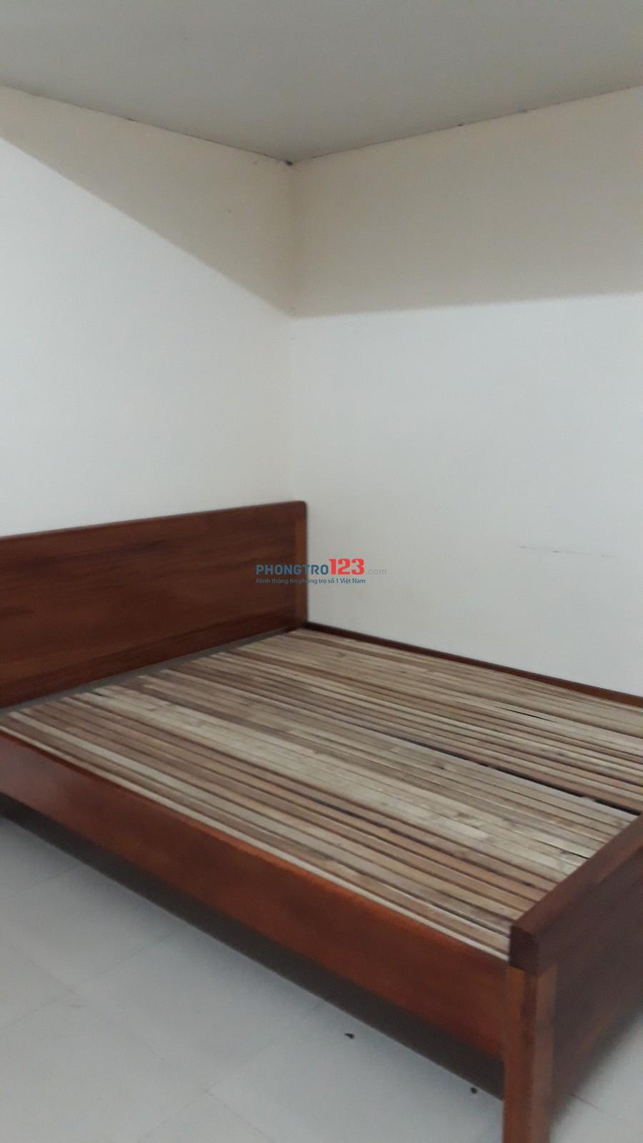 Cho thuê phòng trọ khép kín, có gác xép tại Trương Công Giai, Cầu Giấy, Hà Nội