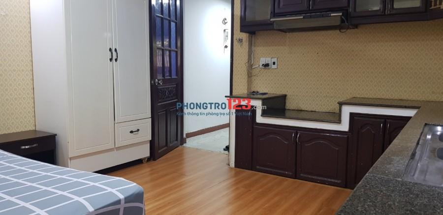 Cho thuê phòng trong nhà nguyên căn quận 10