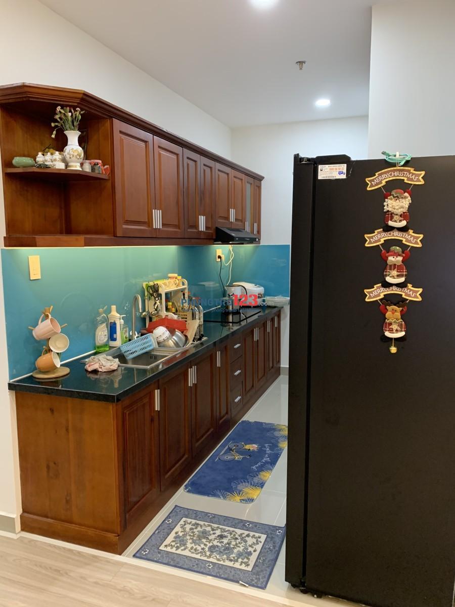 Cần Share Phòng Trong Căn Hộ Orchid Park, Nhà Bè, Nhà Mới Đẹp, Full Nội Thất, Gía Thuê Chỉ 3Triệu