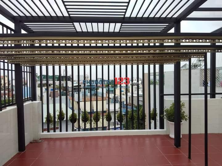 Phòng trọ cao cấp, giá chỉ 3tr3 có nội thất sang trọng mới 100% tại Thống Nhất phòng như hình