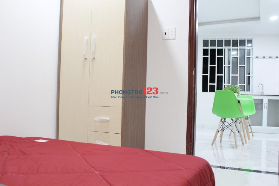 Cho thuê phòng trọ Tân Bình - Full nội thất