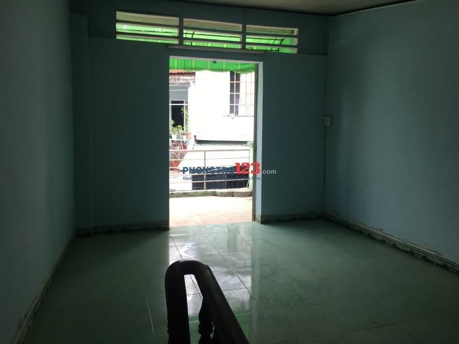 Cho thuê phòng trọ mới sơn sừa