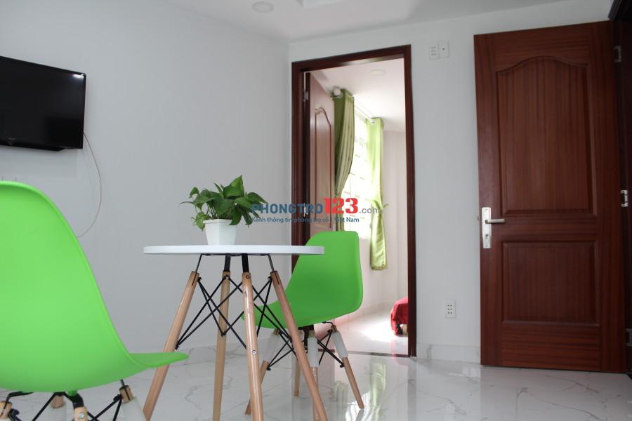 Phòng trọ quận Tân Bình gần quận 10