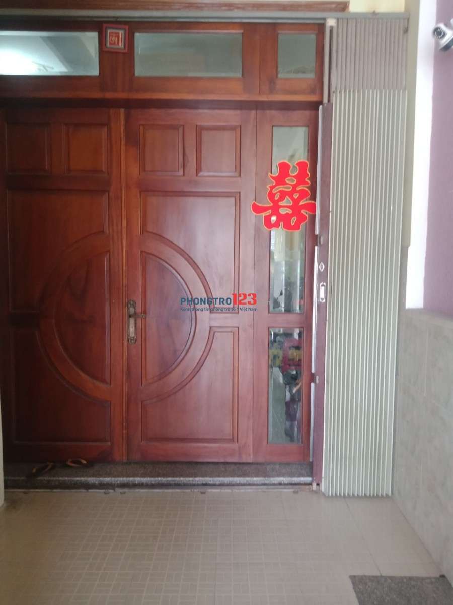 Cho thuê nhà mặt tiền đường số 51, quận Gò Vấp