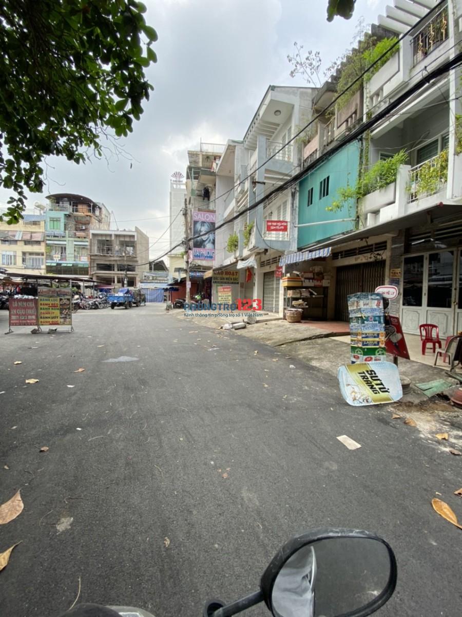 Cho thuê mặt bằng kinh doanh 4x18 trong chợ Tân Sơn Nhất, Gò Vấp. Giá 12tr/tháng