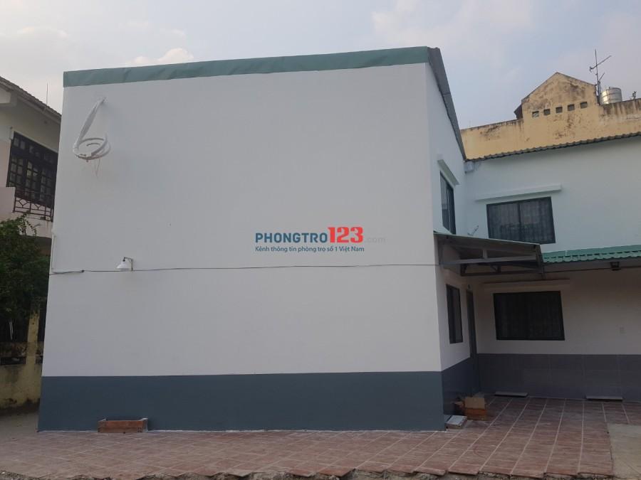 Cho thuê nhà trọ cao cấp mới xây 100% tại Nơ Trang Long, P.13, quận Bình Thạnh