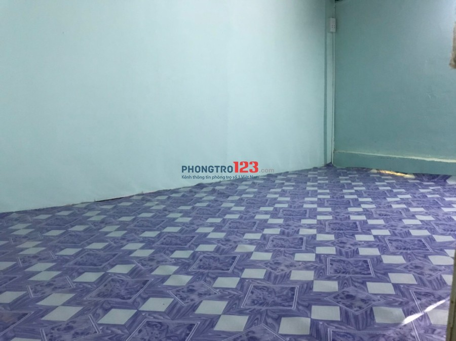 Cho thuê Phòng trọ giá rẻ quận Tân Phú 25m2