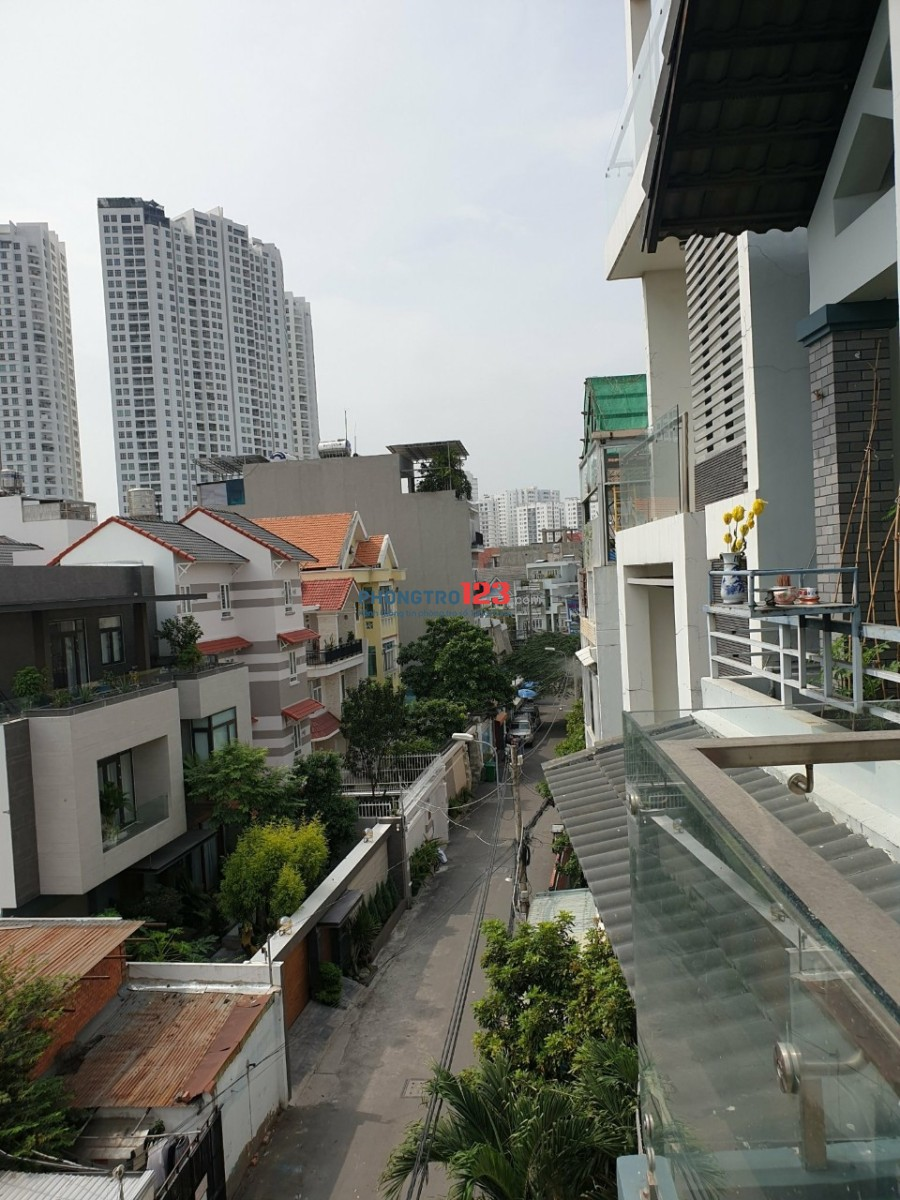 Căn hộ mini gần Lotte mart Q7, full nội thất, sạch sẽ, ban công thoáng mát, gần đại học Cảnh Sát, Tôn Đức Thắng, NTT Q7