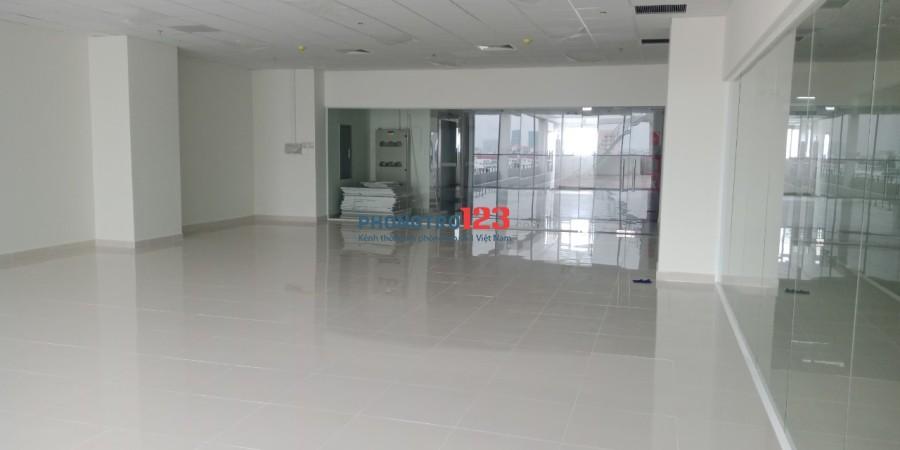 Cho thuê văn phòng mới tại trung tâm TM Việt Market Mặt tiền Phạm Văn Chí, Q.6